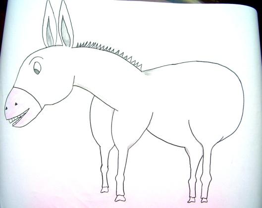 tailing_the_donkey