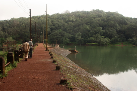 Lake at Matheran